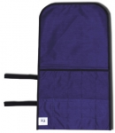 Standard Float Roll-Up Instrument Case- Navy
